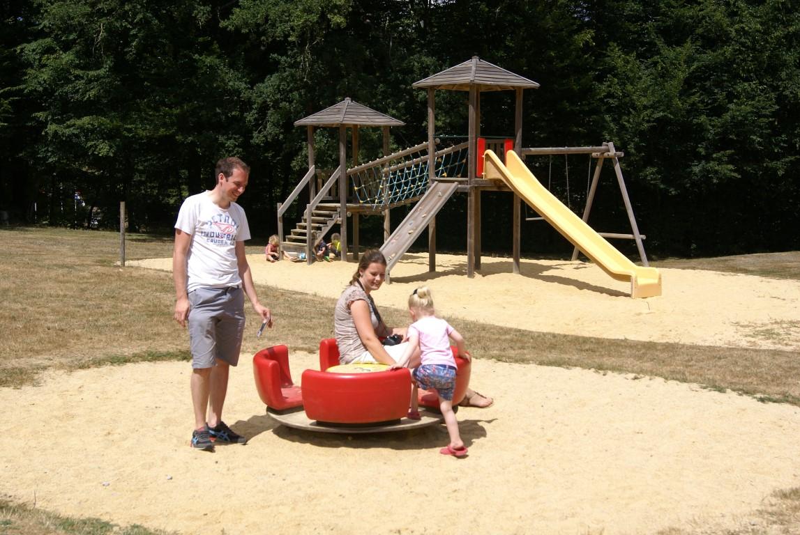 Espace jeux d'enfants