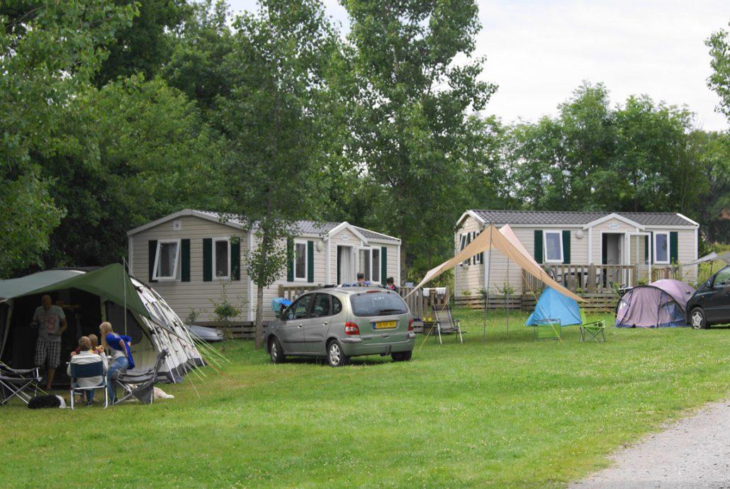 Ruime plekken voor kampeerders én voor stacaravans