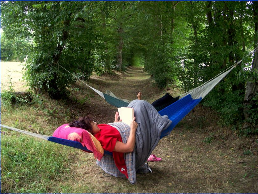 The hammock spaces